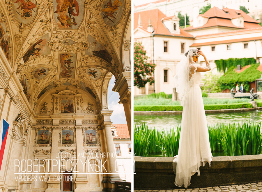 Wedding Photography in Prague - persian Bride - robert pieczyński photography