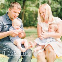 Lucyna & Leszek – lifestyle'owa sesja rodzinna ;)